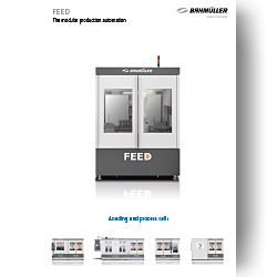Brochure FEED - The modular production automation