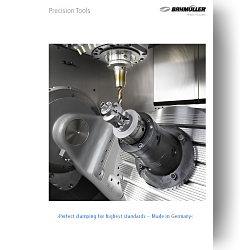 Image Brochure Precision Tools